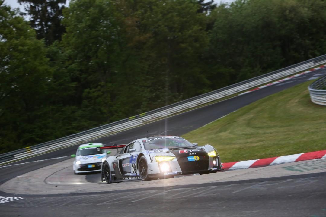 Motorsports / 24 Stunden Nürburgring 2015, Nürburgring-Nordschleife, GER