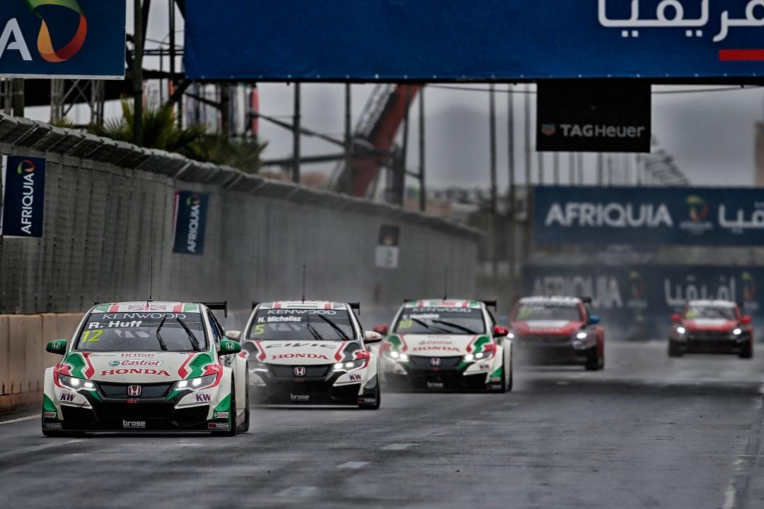 WTCC: Siege für Chevrolet und Honda in Marokko