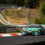 Konrad-Lamborghini deutlicher Tagesbester