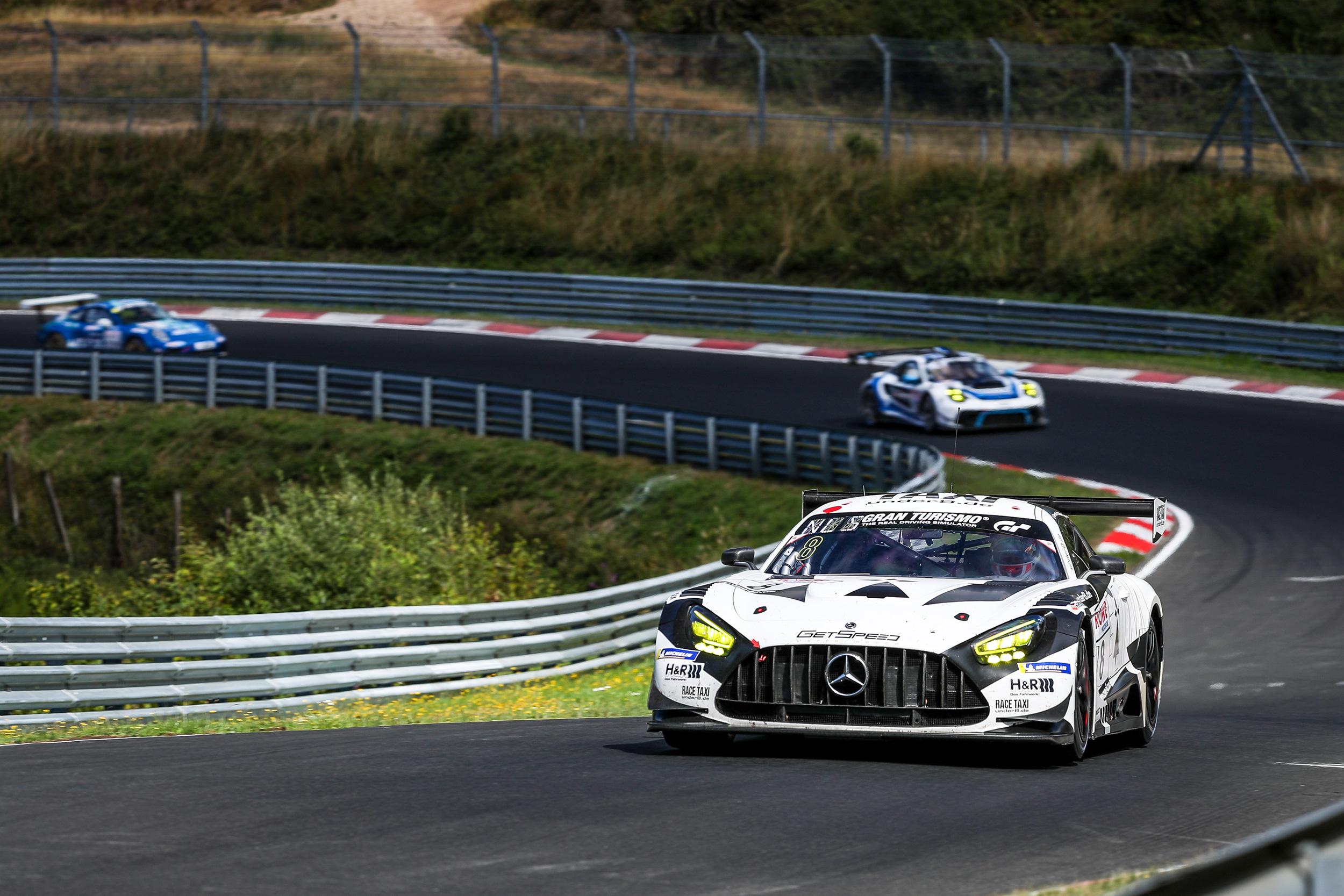 GetSpeed bestes Mercedes-AMG-Team beim NLS-Saisonhöhepunkt
