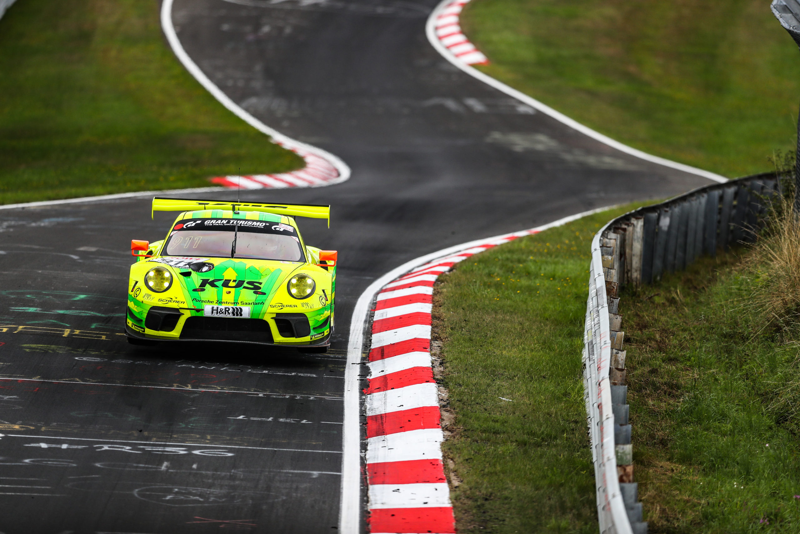 Manthey-Racing: Als Vierte im Ziel, als 13. gewertet