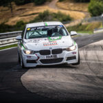 Manheller Racing: Klassensieg beim NLS-Saisonhighlight