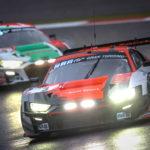 Audi nach turbulentem 24h-Rennen auf dem Podium