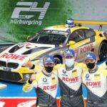 BMW feiert 20. Gesamtsieg bei den 24h