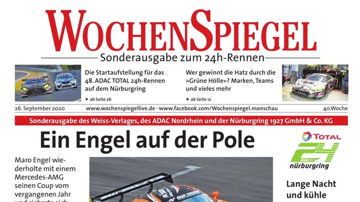 24h-Wochenspiegel 2020 auch online