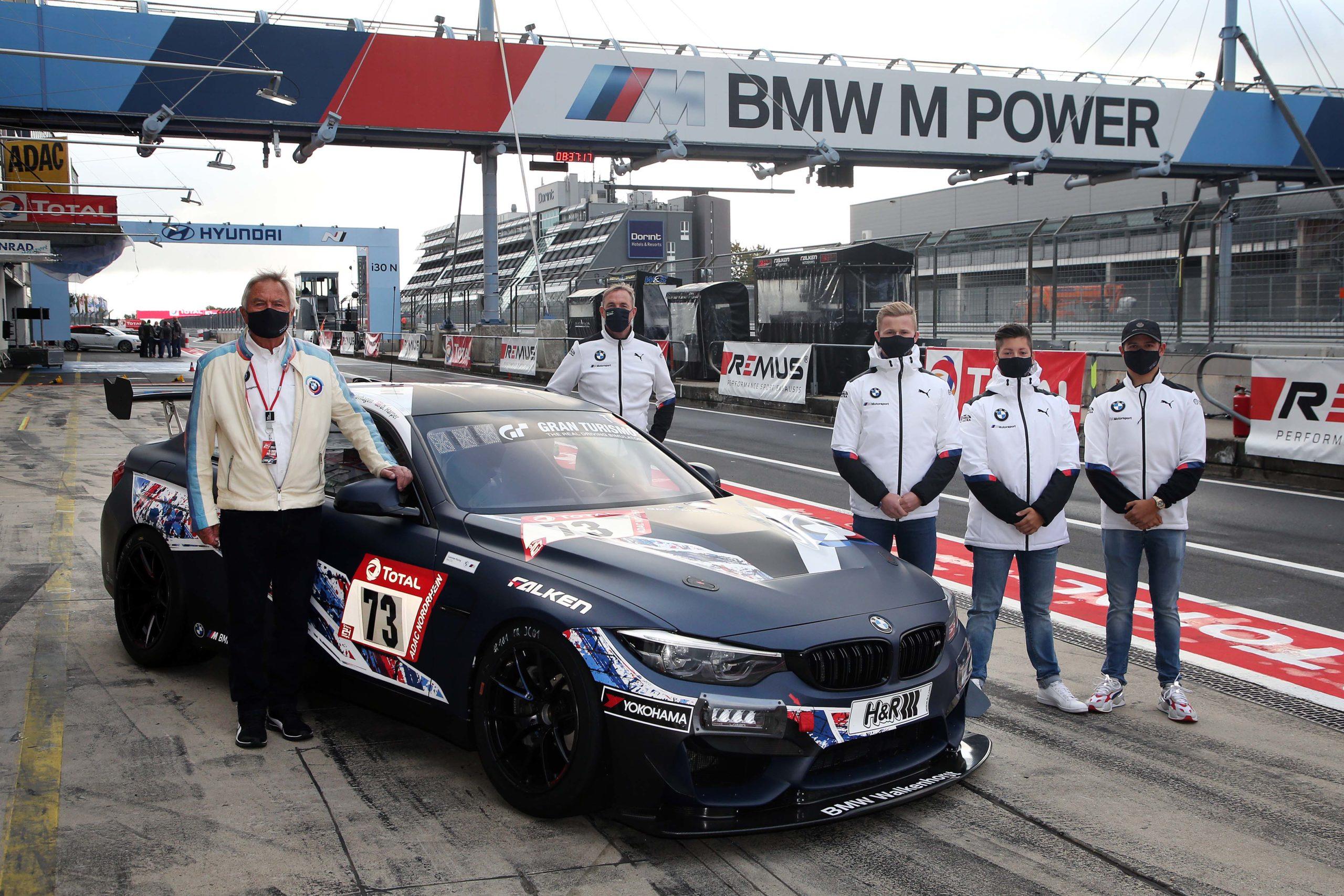 BMW-Junior-Team: Beeindruckendes Debüt
