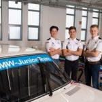 24h-Rennen im BMW M6 GT3: Neues Ausbildungsjahr für BMW Junior Team