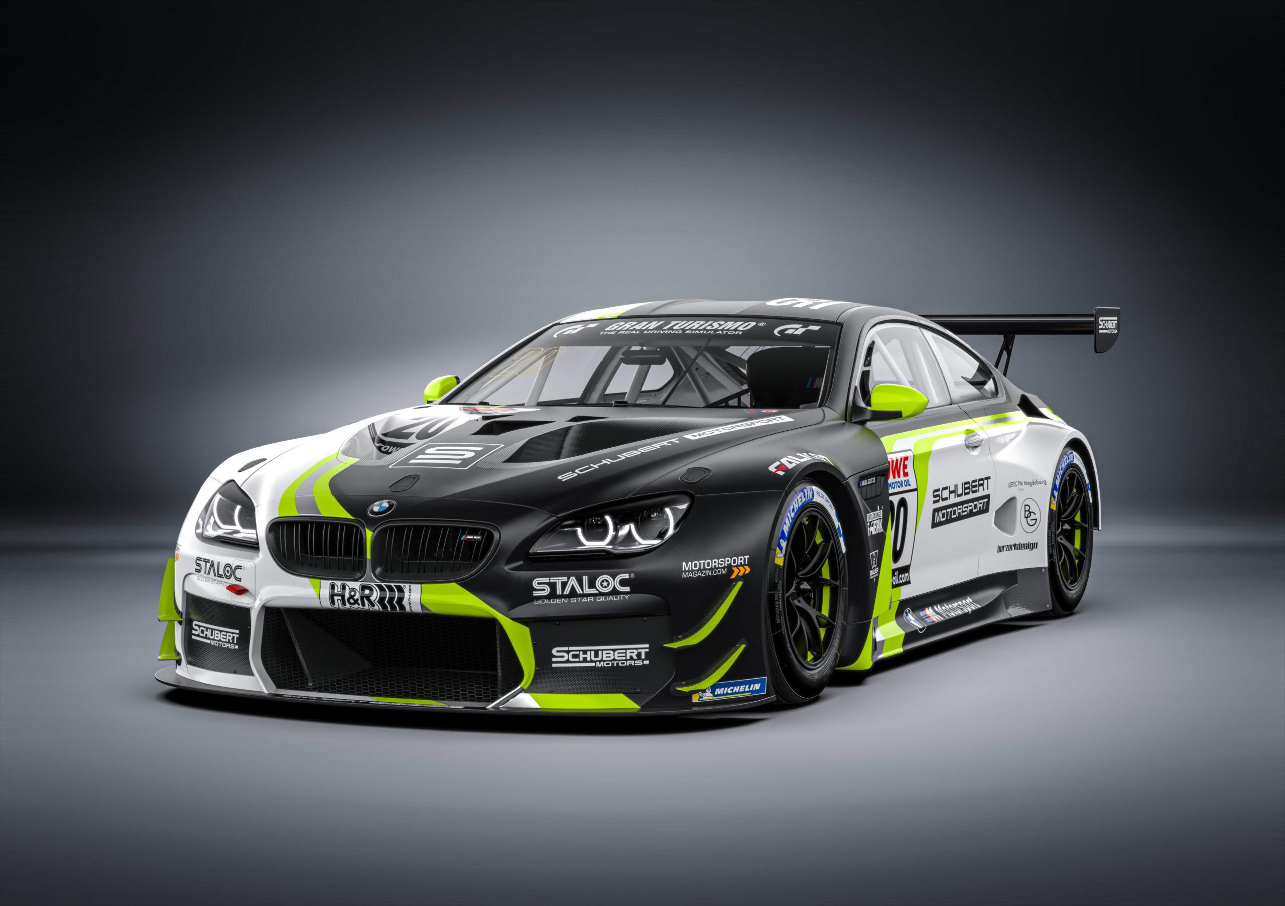 Schubert Motorsport in zwei Klassen am Start