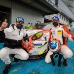 Frikadelli: Pole Position und Gesamtrang zwei beim Saisonauftakt