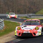 Frikadelli Racing: Mit Rückenwind zum 24h–Qualifikationsrennen