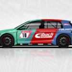 Max Kruse Racing gibt zweite 24h-Fahrerpaarung bekannt
