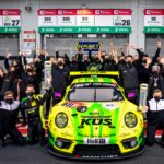 Manthey Racing: Siebter Sieg beim 24h-Rennen
