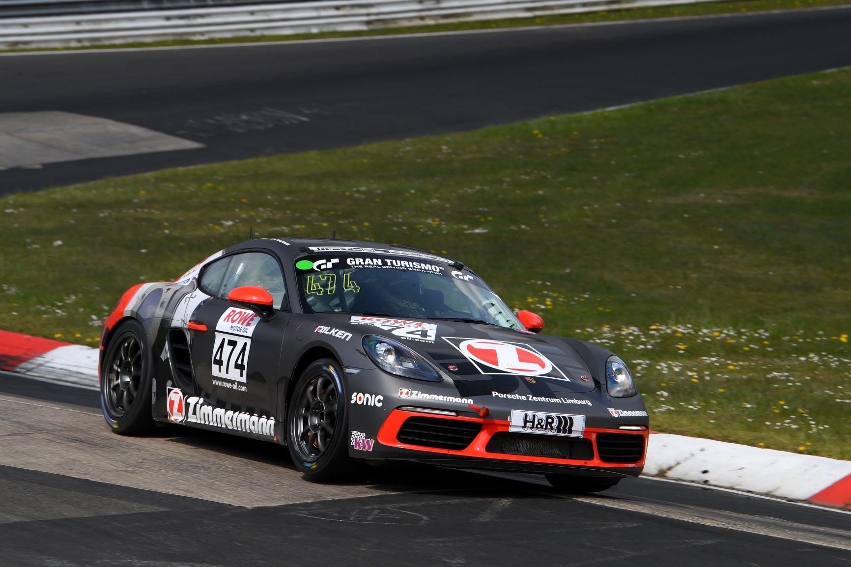 Mathol Racing: Zwei Porsche beim Saisonhöhepunkt