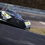 GetSpeed: Zwei Mercedes-AMG GT3 bei NLS4