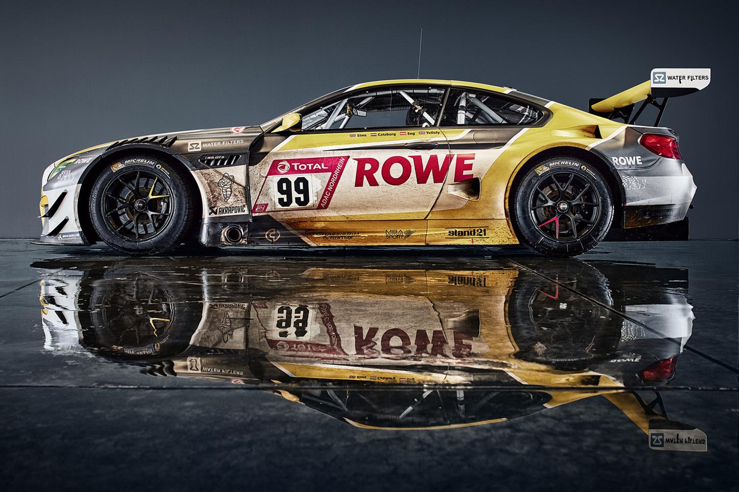 ROWE Racing: Als Titelverteidiger zur Nordschleife