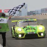 """Manthey Porsche #911 wins the """"Eifel sprint"""""""