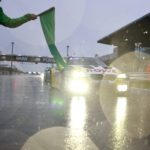 Yelloly secures pole position for defending champions