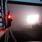 Wetterkapriolen – ein Teil des 24h-Rennens