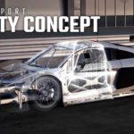 Audi 24h racing insights: Das Sicherheitskonzept des Audi R8 LMS