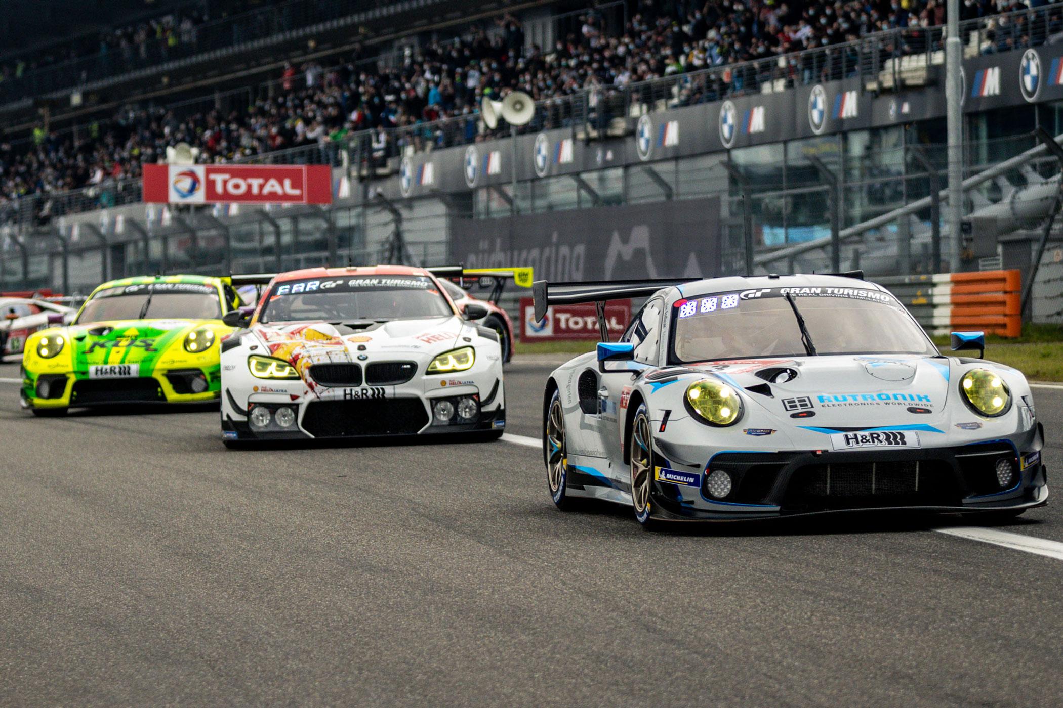 Herstellerwertung: BMW holt auf