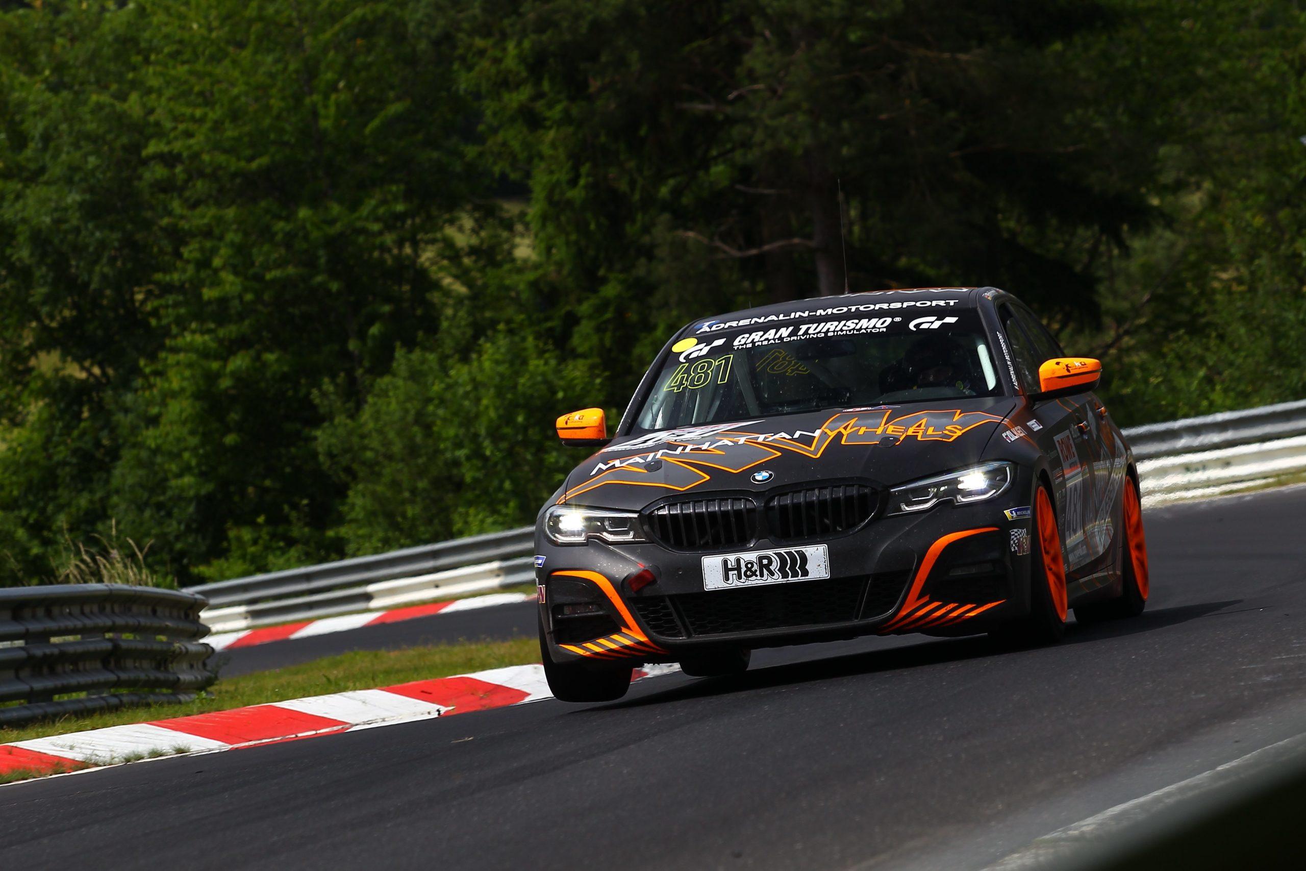 Adrenalin Motorsport: Tabellenführung verteidigt