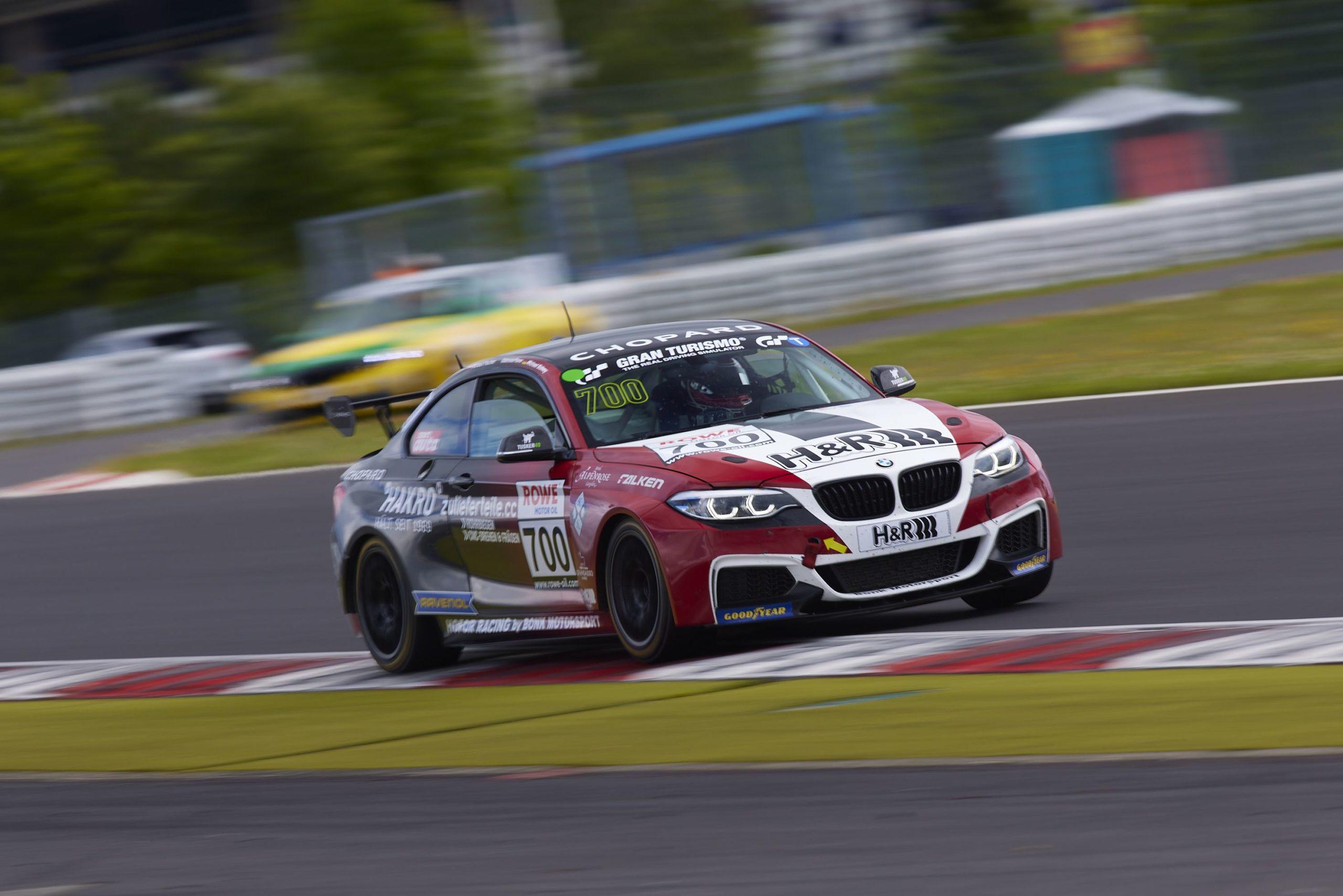 Bonk Motorsport: Zwei Klassensiege
