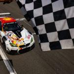 NLS: BMW-Junioren lassen Konkurrenz alt aussehen