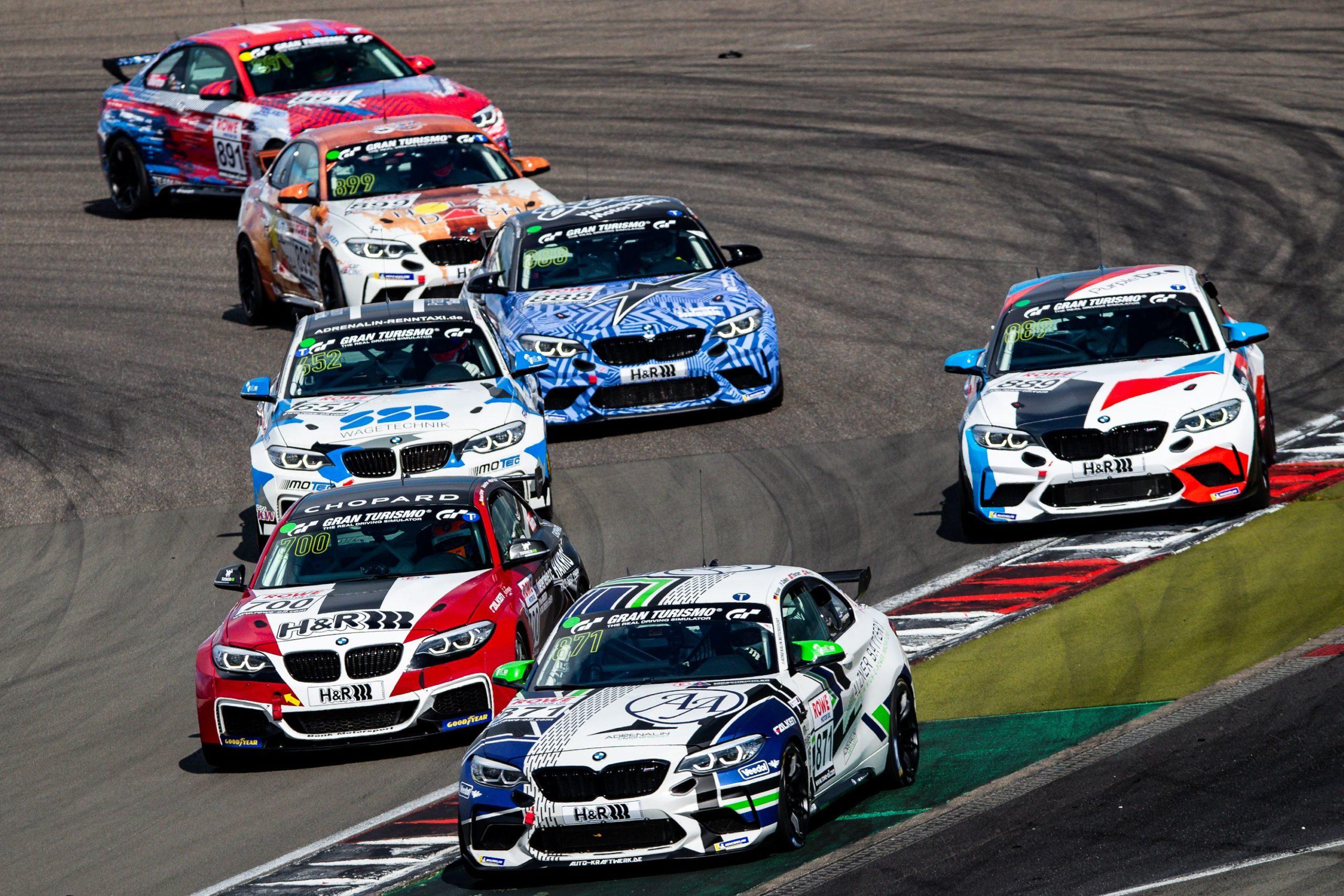 Bonk Motorsport: Zwei Klassensiege beim 6h-Rennen