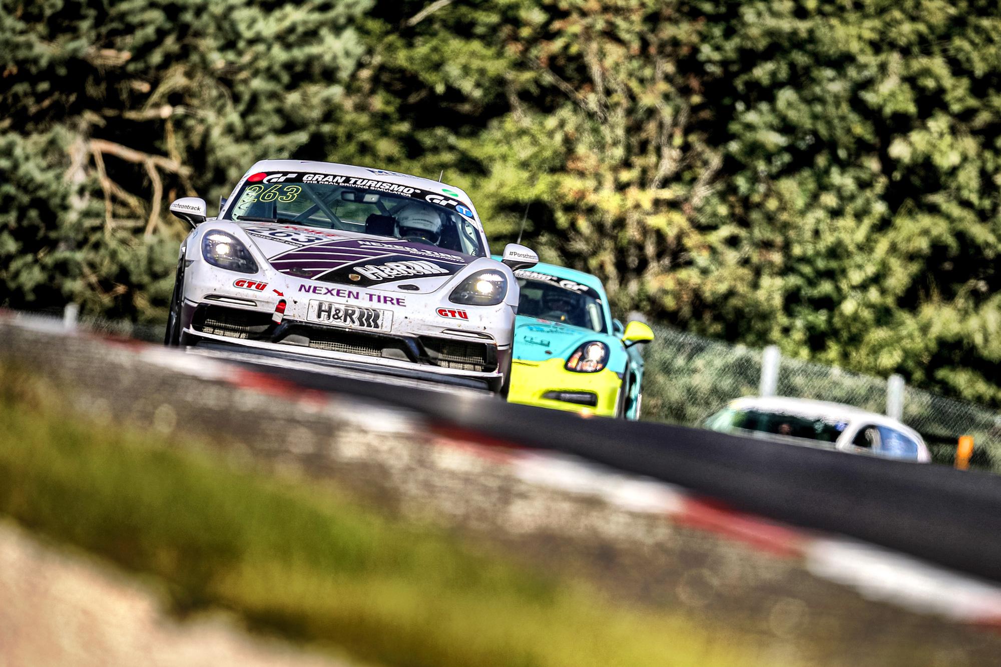 Racing Group Eifel nach 6h-Rennen zufrieden