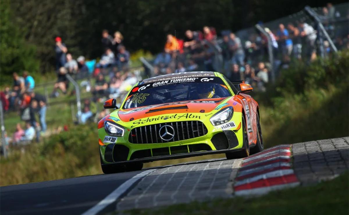 Schnitzelalm Racing: NLS-Siegesserie fortgesetzt