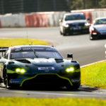 Aston Martin beim Comeback auf Anhieb erfolgreich