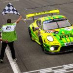 Herstellerwertung: Porsche knapp vor Audi