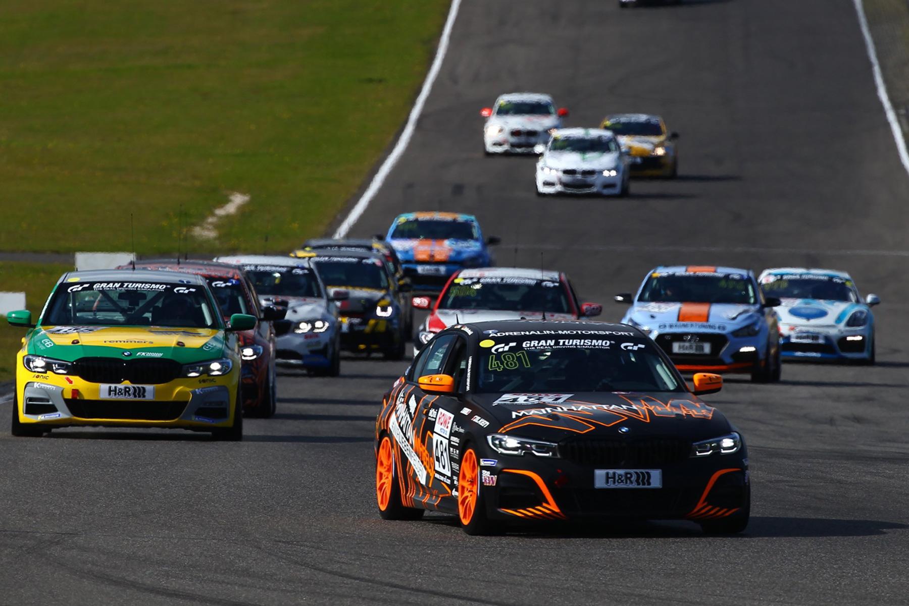 Adrenalin Motorsport: Matchball für NLS-Sieg erarbeitet