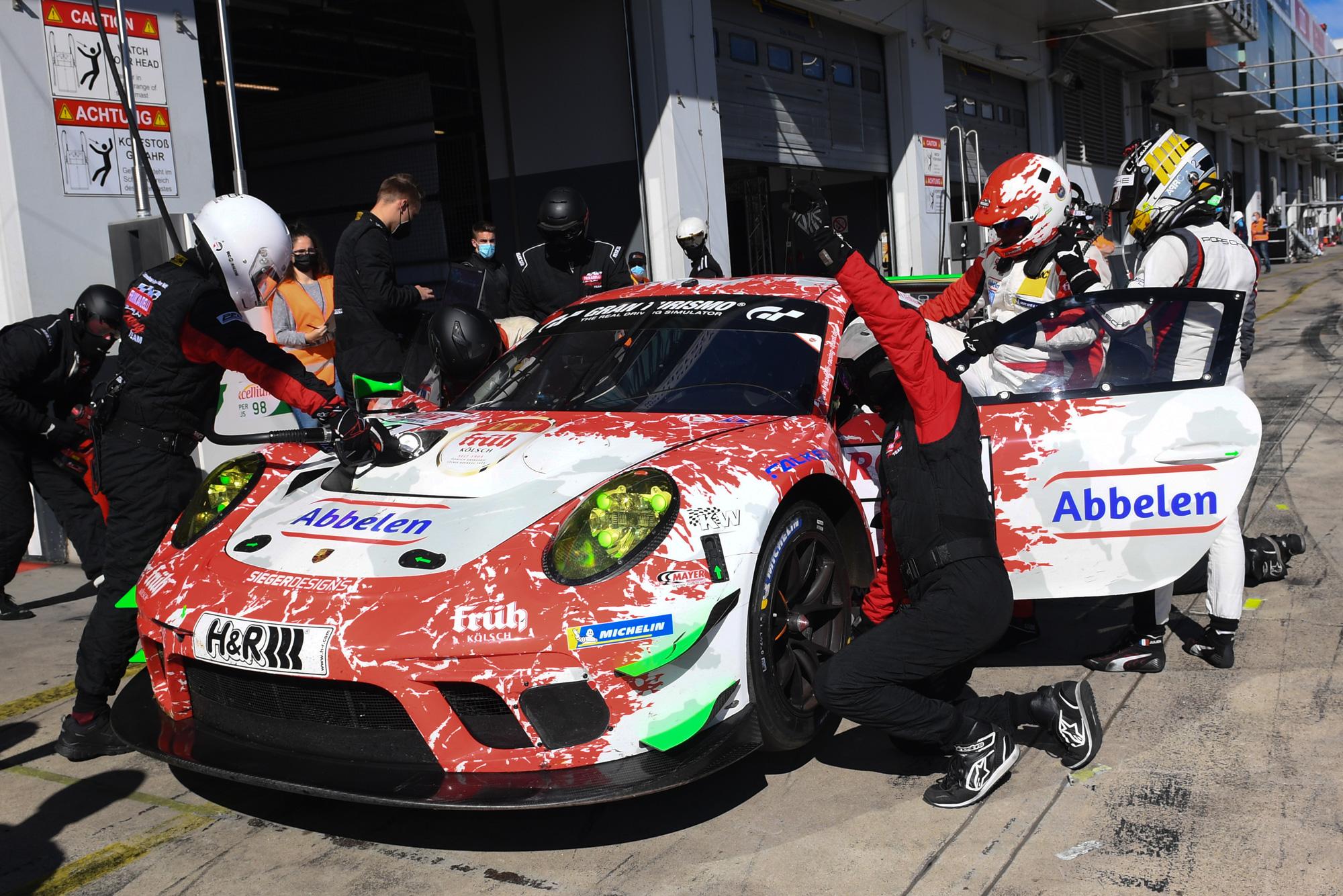 Frikadelli Racing bereit für den Endspurt
