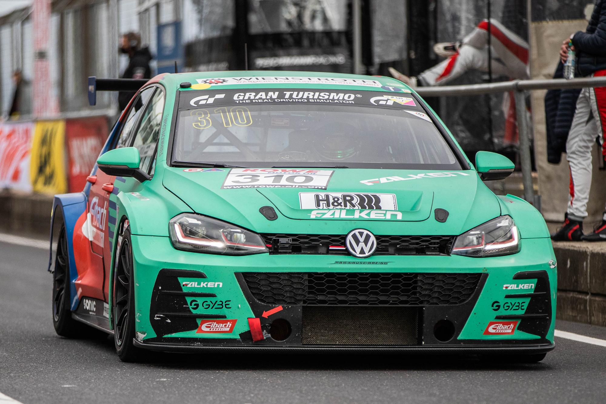 Max Kruse Racing: Zuversicht vor dem finalen NLS-Lauf